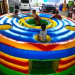 Whack a Mole Inflatable Game Rental