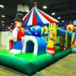 Carnival Inflatable Obstacle