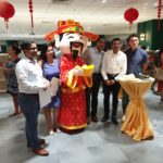 Chinese New Year Mascot Singapore
