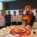 God of fortune mascot costune