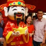 Roving Cai Shen Ye for Hire