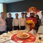 Singapore God of Fortune