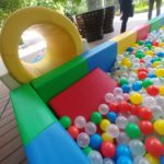 Ball Pit Tunnel and Slide Rental