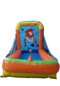 Baseball Inflatable Game Rental Singapore