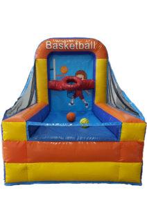 Basketball Inflatable Game Rental Singapore