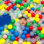 Buried in Ball Pit Singapore