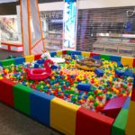 Colourful Giant Ball Pit Rental