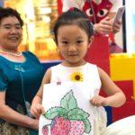Kids Colouring Station Singapore