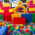 Kids Soft Tunnel and Slide Rental