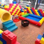 Mega Block Playground Rental