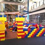 Mega Lego Block Playground