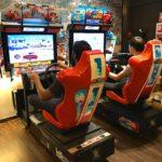 Outrun racing Arcade Rental Singapore