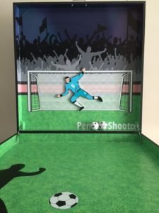 Penalty Shootout carnival game stall rental