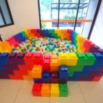 Rainbow Ball Pit Rental Singapore
