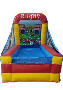 Rugby Inflatable Game Rental Singapore