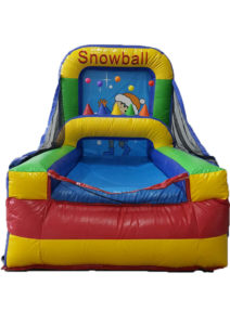 Snowball Inflatable Game Rental Singapore