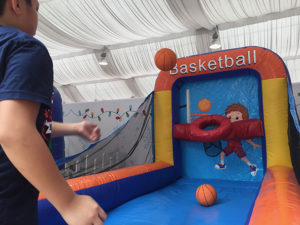 Sports Inflatable Game Rental Singapore