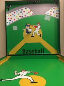 baseball carnival game stall rental