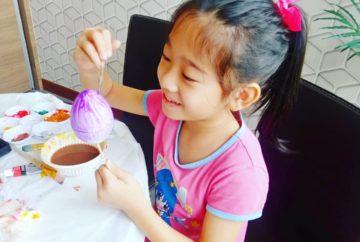 Easter Egg Painting Workshop