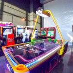Arcade Air Hockey Machine
