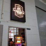 Arcade Warehouse Signage