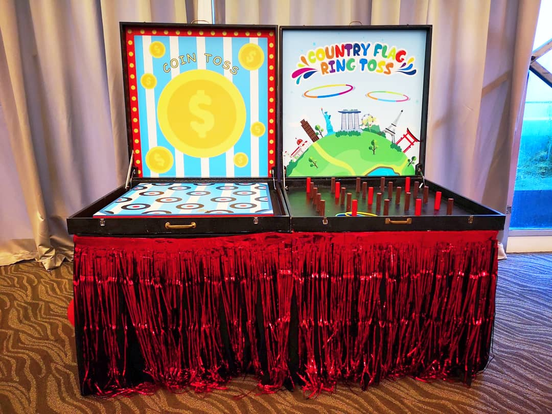 Cheap Carnival Game Stalls Rental | Party People