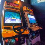 Crazy Taxi Arcade Machine Singapore