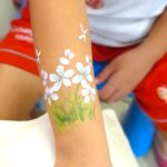 Kids Hand and Face Painting