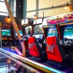 Retro Arcade Party Venue Singapore