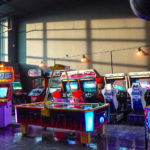 Singapore Arcade Party Venue