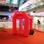 Cash Flow Inflatable Game