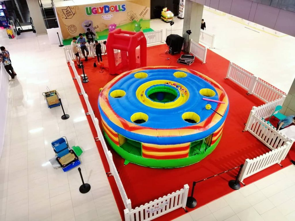 Whack a Mole Inflatable Game