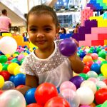 Ball pit in Shopping Mall