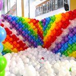 Balloon Rainbow Pit