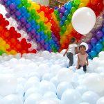 Balloon Rainbow Pit Singapore