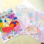 Colouring Activity Singapore