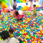 Giant Ball Pit for Hire Shopping Mall
