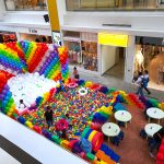 Mega Playground Rainbow Paradise