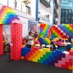Rainbow Paradise at Clarke Quay Central