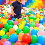 kids ball pit rental