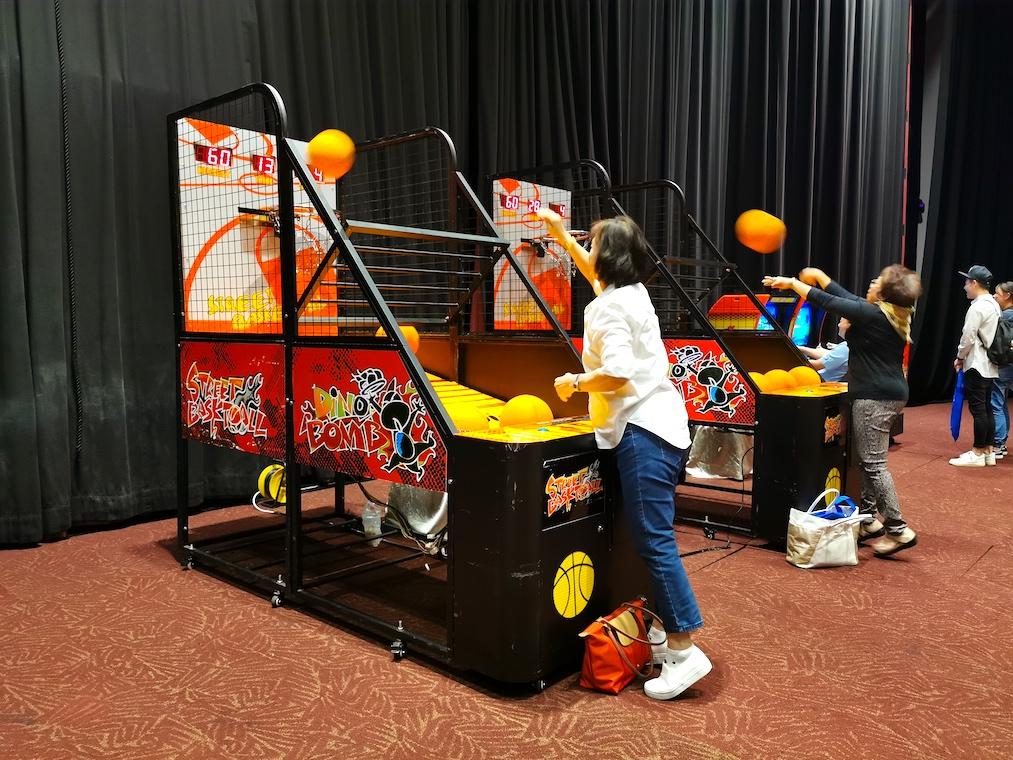 Arcade Games Machine Rental Singapore