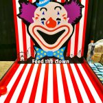 Feed the Clown Carnival Game