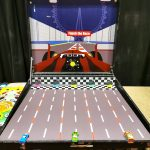 Finish the Race Carnival Game