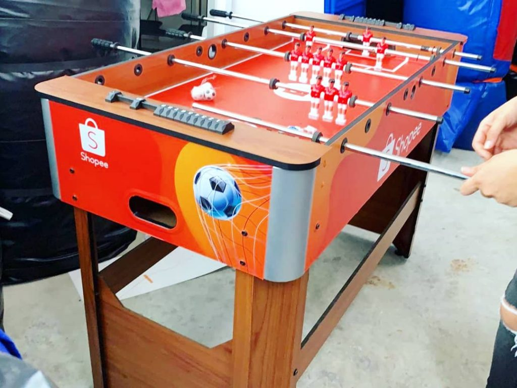 Football Table Rental Singapore