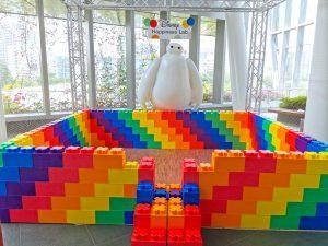Giant Lego Ball Pit Rental Singapore