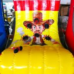 Inflatable Cowboy Shootout Game Stall Rental