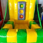 Inflatable Traffic Light Game Stall Rental