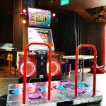 DDR Arcade Dance Machine Rental Singapore
