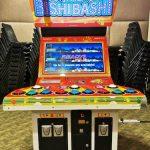 Rent Bishi Bashi Arcade Game Machine