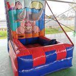 Bull Horn Inflatable Game Rental